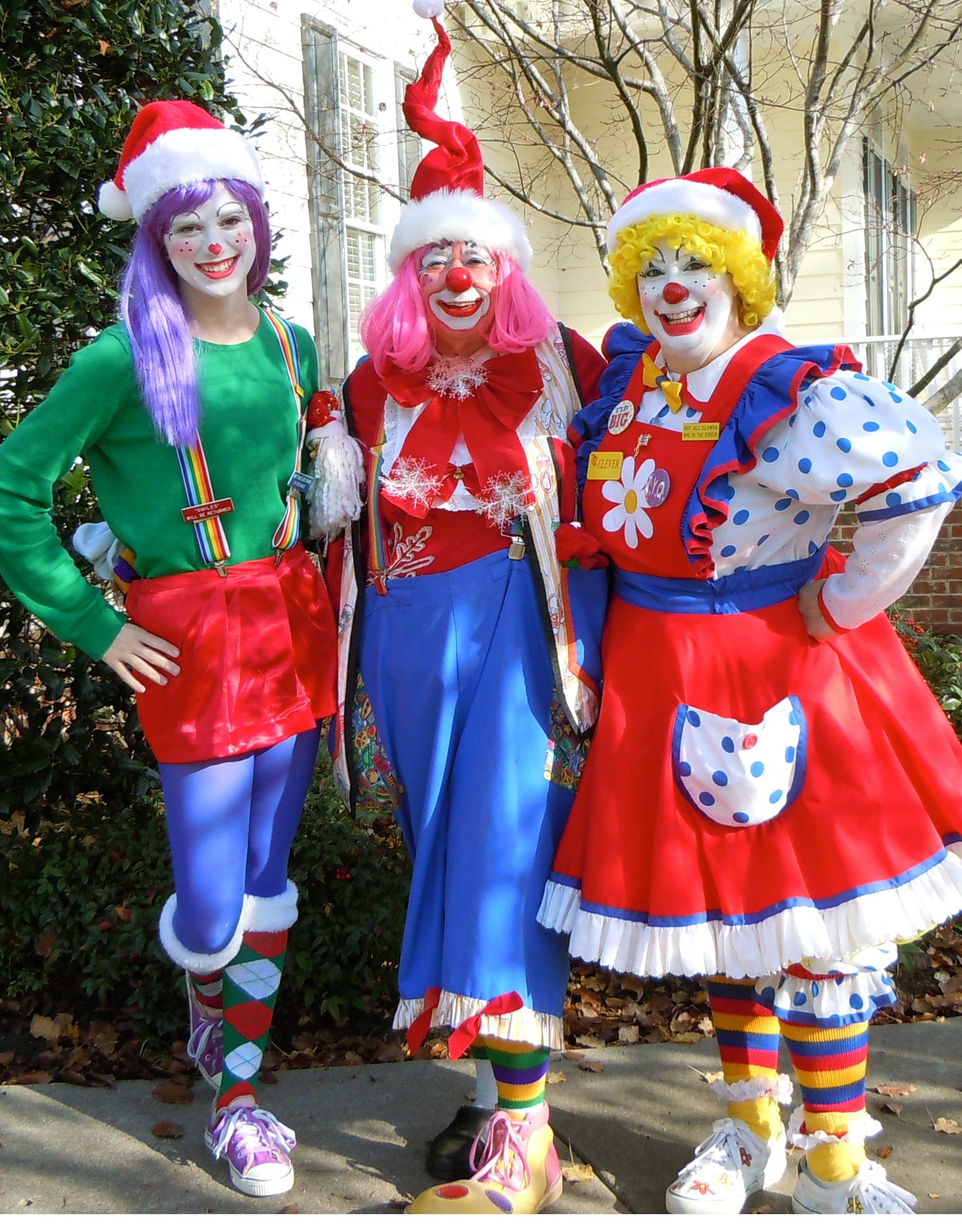 what can you learn from a clown lori bush cary town council