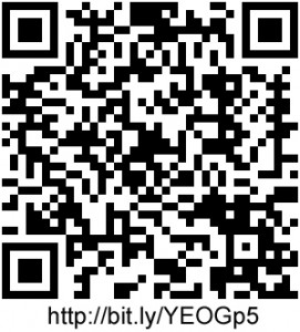 QR code for Video of Fire Sculpture