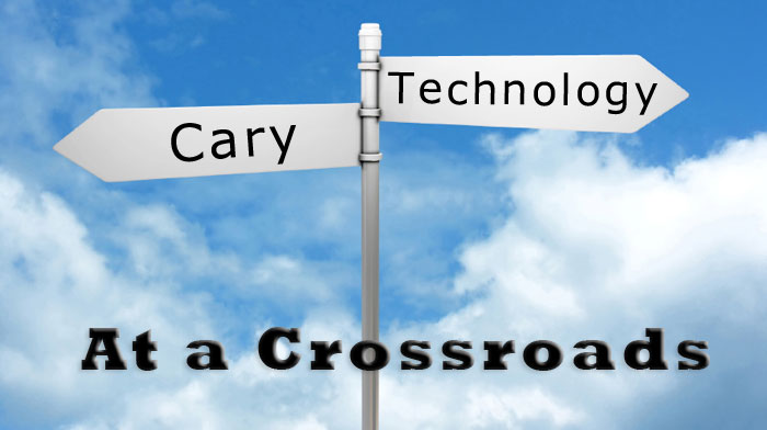 Technology at a crossroads