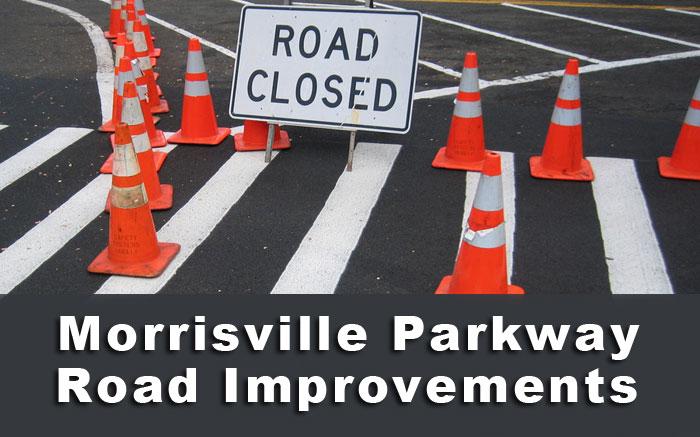 Morrisville Parkway Update