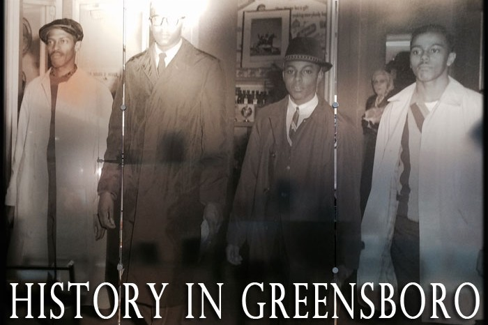 A Visit to the Greensboro Four