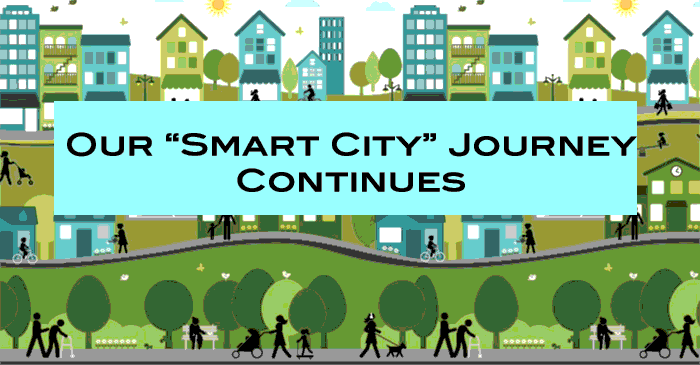 Our Smart City Journey
