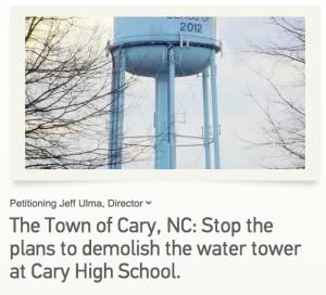 carywatertower