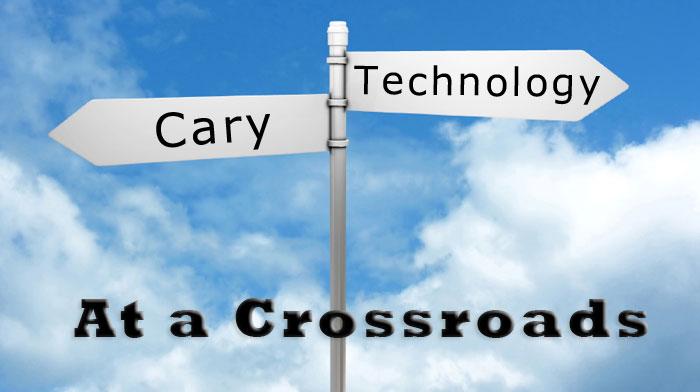 Technology at a crossroads