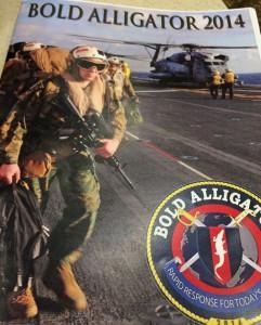 Bold Alligator pamphlet